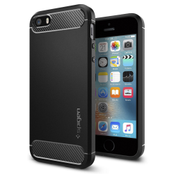 ETUI SPIGEN Rugged Armor do iPhone SE/5S/5