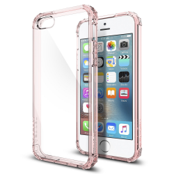 ETUI SPIGEN Crystal Shell do iPhone SE/5S/5