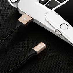 BASEUS Kabel Magnetyczny USB Lightning iPhone 1.2m