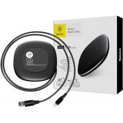 KABEL BASEUS Zwijany USB do Apple Lightning 1.2m