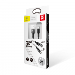KABEL BASEUS Lightning MFI LED
