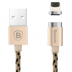 KABEL BASEUS Magnetyczny USB do Lightning 2.4A 1m