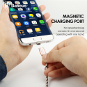 KABEL BASEUS Magnetyczny Uniwersalny 2.4A 1m