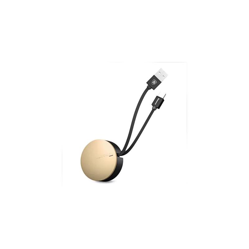 KABEL BASEUS Zwijany New Era USB TYP-C 0.9m