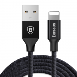 BASEUS Kabel Yiven USB do Lightning iPhone 1.8m 2A