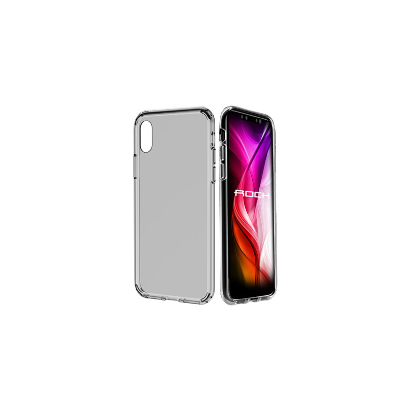 ETUI ROCK Pure Case do iPhone X/Xs