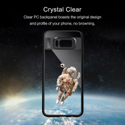 ETUI ROCK Clarity Case do Samsung Galaxy S8