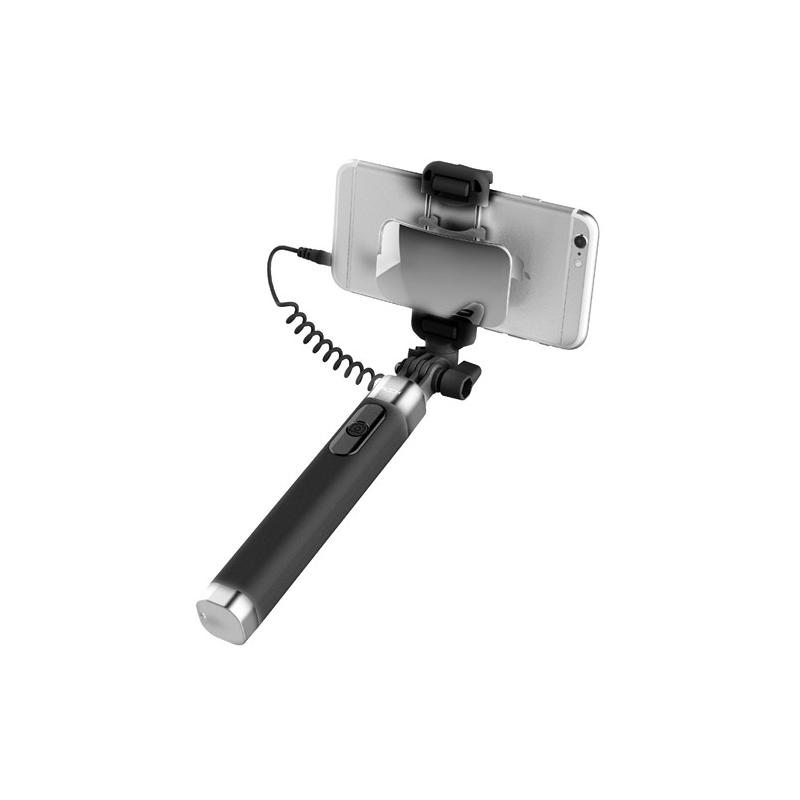 SELFIE STICK ROCK Z LUSTERKIEM mini Jack 3.5mm