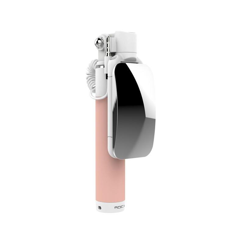 MINI SELFIE STICK ROCK LUSTERKO mini Jack 3.5mm