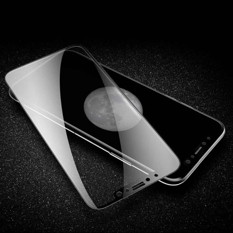 SZKŁO ROCK HARTOWANE 3D 0.23mm do iPhone X/Xs