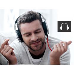 Kabel BASEUS Audio Mini-Jack 3,5mm Wtyk AUX 1.5m