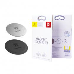 BASEUS Magnet Iron Suit Płytki do uchwytu 2 szt.