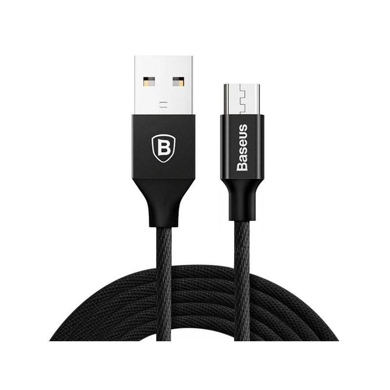 BASEUS Kabel Yiven USB do MicroUSB 1.5m 2A