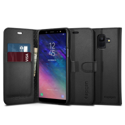 ETUI SPIGEN Wallet S do Samsung Galaxy A6