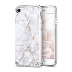 ETUI SPIGEN Ultra Hybrid 2 Marble do iPhone 8/7
