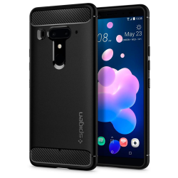 ETUI SPIGEN Rugged Armor HTC U12+ Plus