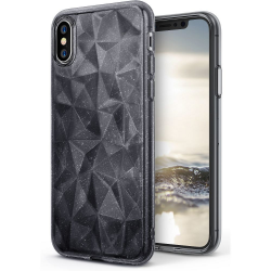 ETUI RINGKE AIR PRISM IPHONE X/10 + FOLIA