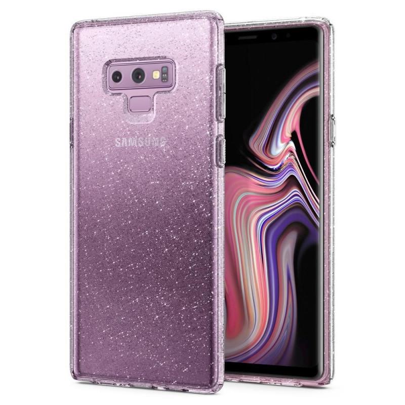 f59ef230ffefa ETUI SPIGEN Liquid Crystal Glitter do Galaxy Note 9 - Daben