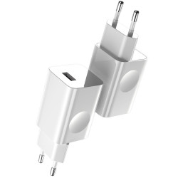 ŁADOWARKA SIECIOWA BASEUS QUICK CHARGE 3.0 USB 3A
