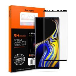 SZKŁO HARTOWANE SPIGEN Curved do Galaxy Note 9