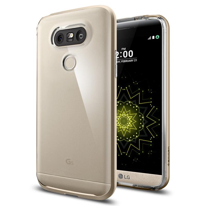 ETUI SPIGEN Neo Hybrid Crystal do LG G5