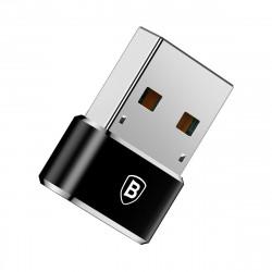ADAPTER BASEUS Przejściówka USB do USB-C QC 5A