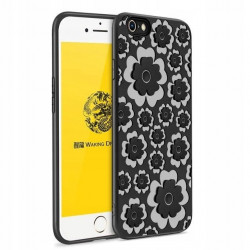 ETUI MSVII Silikonowe Flower do iPhone 8/7