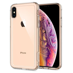 ETUI SPIGEN Crystal Hybrid do iPhone Xs Max