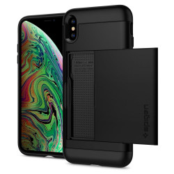 ETUI SPIGEN Slim Armor CS do iPhone Xs Max