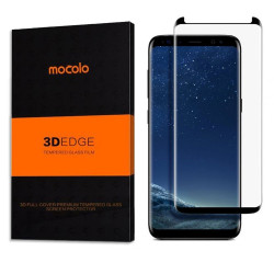 SZKŁO MOCOLO 3D 9H Case Friendly do Galaxy S8 Plus