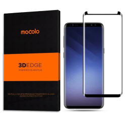 SZKŁO MOCOLO 3D 9H Case Friendly do Galaxy S9 Plus