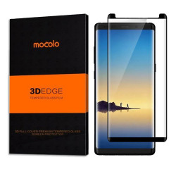SZKŁO MOCOLO 3D 9H Case Friendly do Galaxy Note 8