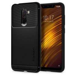 ETUI SPIGEN Rugged Armor do Xiaomi Pocophone F1