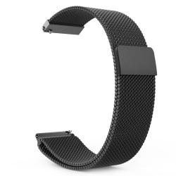 STALOWA BRANSOLETA Milaneseband do Samsung Gear S3