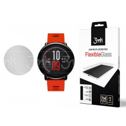 SZKŁO HYBRYDOWE 3MK Flexible Glass do Amazfit Pace