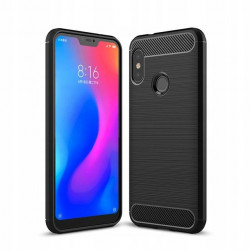 ETUI TECH-PROTECT TPUCARBON Xiaomi Mi A2 Lite/Redmi 6 Pro