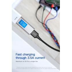 KABEL BASEUS 4W1 (2x USB-C) MICRO LIGHTNING 1.2M