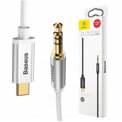 KABEL BASEUS AUDIO JACK 3.5MM do USB-C 1.2M