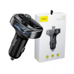 TRANSMITER FM BASEUS Bluetooth Ładowarka MP3 2xUSB