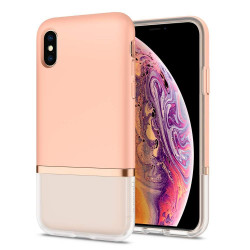 ETUI SPIGEN La Manon Jupe do iPhone X/Xs