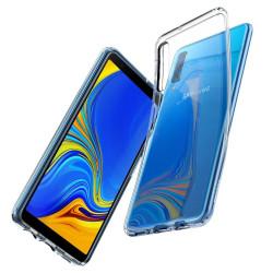 ETUI SPIGEN Liquid Crystal Samsung Galaxy A7 2018