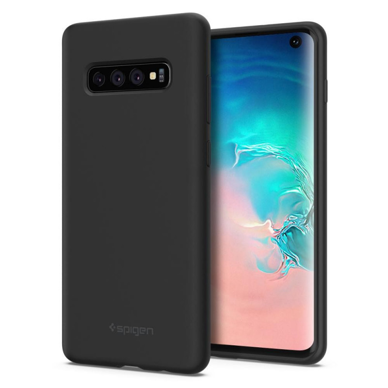 ETUI SPIGEN Silicone Fit do Samsung Galaxy S10
