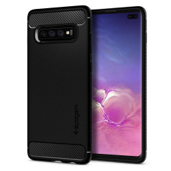 ETUI SPIGEN Rugged Armor do Galaxy S10 Plus