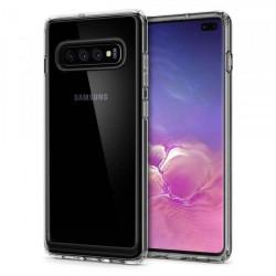 ETUI SPIGEN Crystal Hybrid Samsung Galaxy S10 Plus