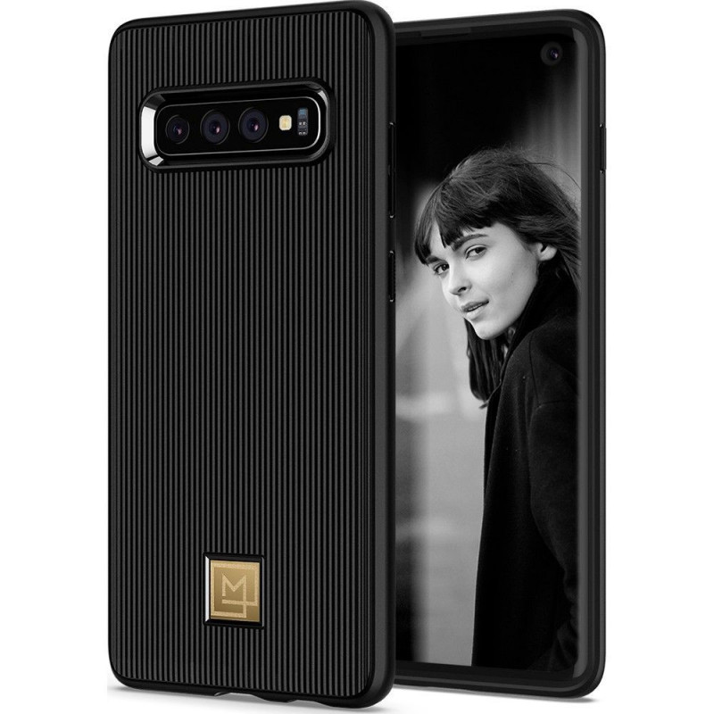 ETUI SPIGEN La Manon Classy Samsung Galaxy S10