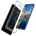 ETUI SPIGEN Crystal Hybrid do Samsung Galaxy S10