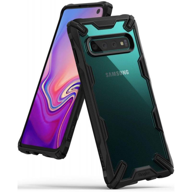 ETUI RINGKE Fusion X do Samsung Galaxy S10