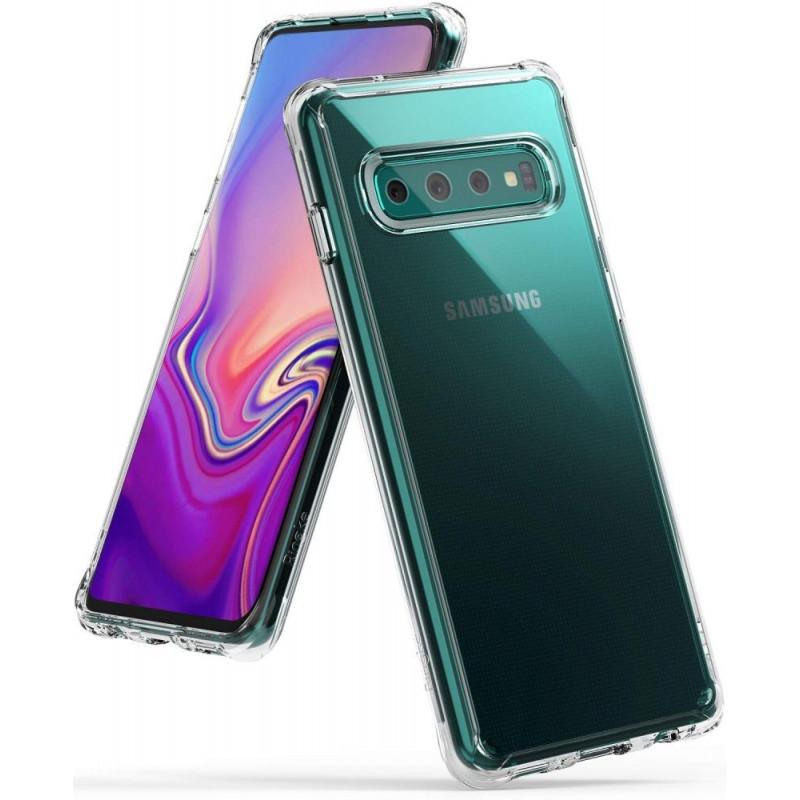 ETUI RINGKE Fusion do Samsung Galaxy S10