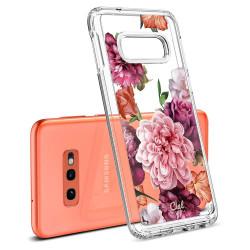 ETUI SPIGEN CIEL Rose Floral Samsung Galaxy S10e