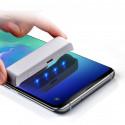 SZKŁO HARTOWANE MOCOLO LAMPA UV do Samsung Galaxy S10